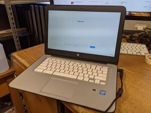 "HP Chromebook 14"" 4gb 16gb for Sale in Littleton, CO"