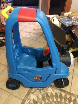 Thomas the Train Little Tikes riding car for Sale in Haines City, FL