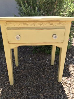 Pair of solid pine refinished night stands for Sale in Sun City, AZ