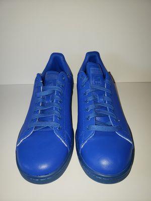 ADIDAS Originals STAN SMITH Royal Blue Men's Shoes SZ 10.5 & 11.5 for Sale in Salinas, CA