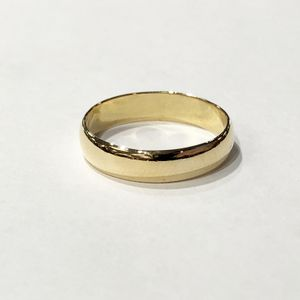 18K Yellow Gold Unisex Wedding Band Ring Size: 11 10012936-1 for Sale in Tampa, FL