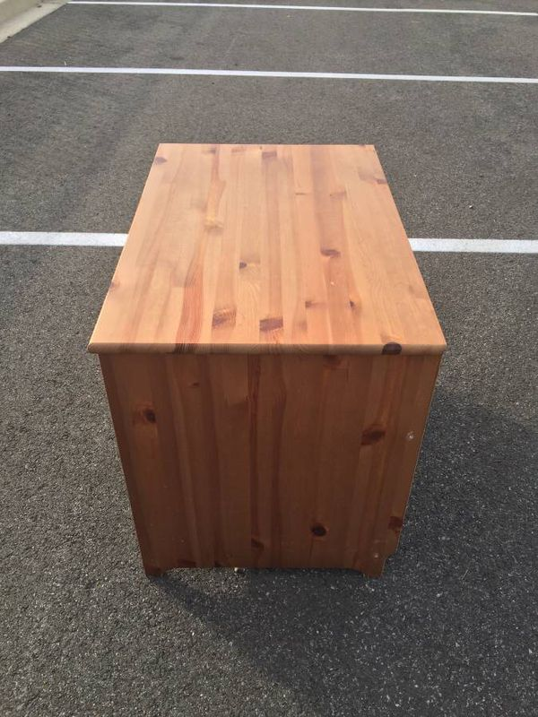 Wood TV Stand Cabinet - Will Deliver