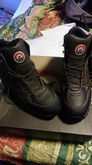 Irish setter mens work hiker safety toe size 13 for Sale in Pittsburg, CA
