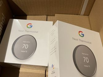 NEW Nest Thermostats for Sale in Bronxville,  NY