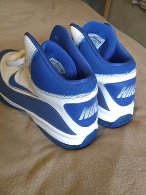 New Nike Air Max Basketball Shoes size 15 for Sale in Riverside, CA
