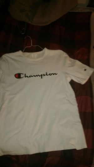 Champion medium sized shirt for Sale in Fort Worth, TX
