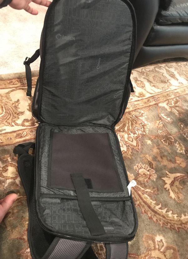 Orben trooper travel backpack