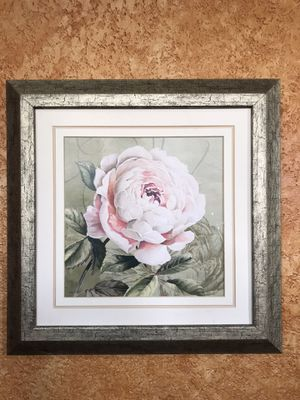 Rose Picture Frame for Sale in Kennewick, WA