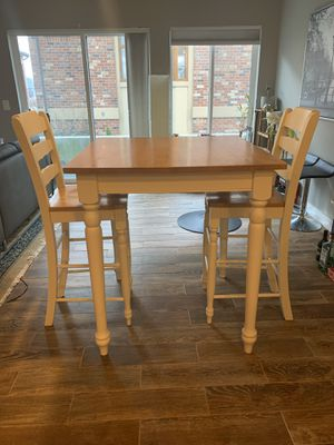 Bistro Table & Chairs for Sale in Seattle, WA