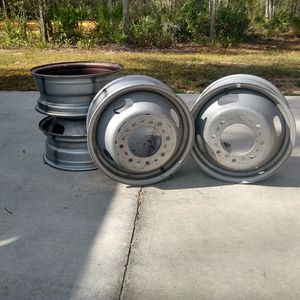 Ford Dually Rims for Sale in Groveland, FL