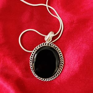 Long Oxidized Silver Necklace for Sale in Aurora, OR