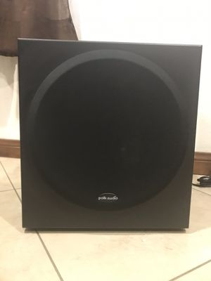 Subwoofer Polk audio for Sale in Corona, CA