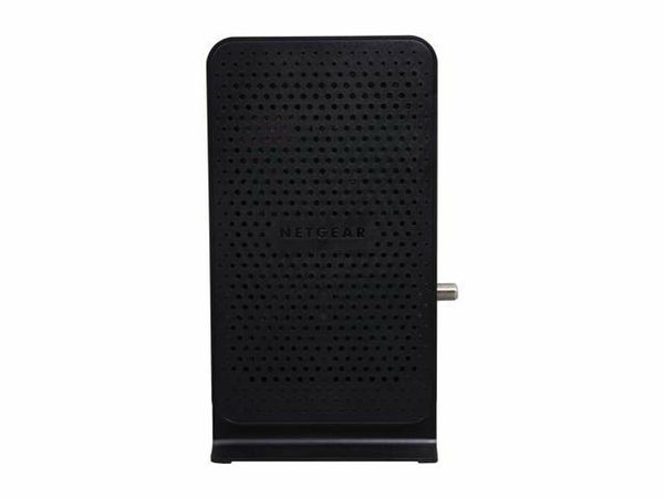 (Renewed) NETGEAR C3700-100NAR C3700-NAR DOCSIS 3.0 WiFi Cable Modem Router with N600 8x4 Download speeds for Xfinity from Comcast, Spectrum, Cox,