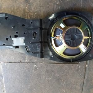 Cadillac cts Rear 10inch Speaker With Casing for Sale in Phoenix, AZ