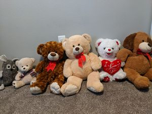 Stuffed animals toys for Sale in Pasco, WA