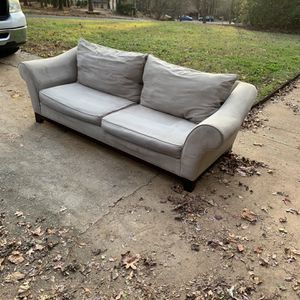 Nice Brown Couch for Sale in Stonecrest, GA