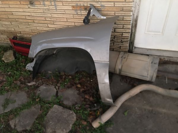 GMC and Chevy parts