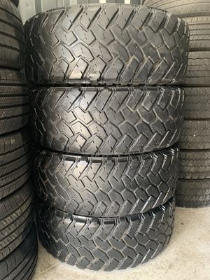 Set of mud tires LT295/70/18 295/70/18 for Sale in Fuquay-Varina, NC