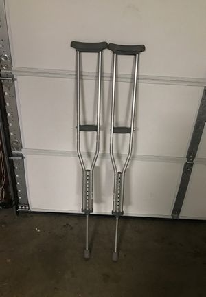 Crutches for Sale in Federal Way, WA