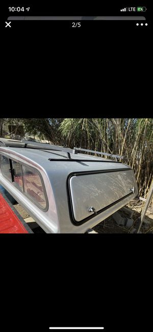 Camper shell Tacoma long bed don ask if I take 400 for Sale in San Diego, CA