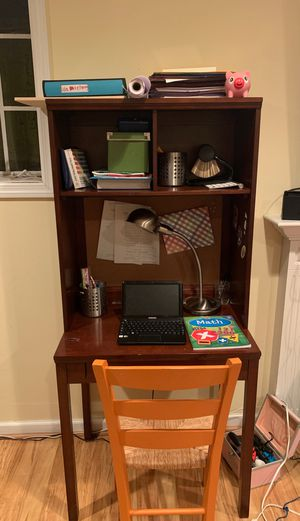 Desk with chair for Sale in Washington, DC