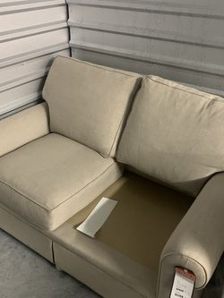 Tan Loveseat for Sale in Ballwin,  MO