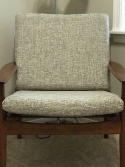 Mid-Century Danish Teak .Easy Chair by Arne Vodder for Glostrup, for Sale in Spanaway,  WA