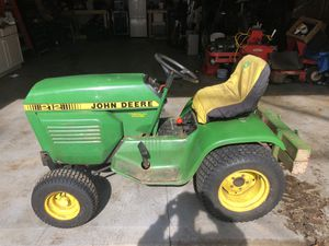 John Deere 212 for Sale in Battle Creek, MI