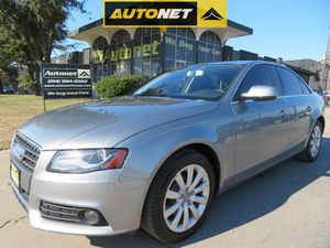 2011 Audi A4 for Sale in Dallas, TX