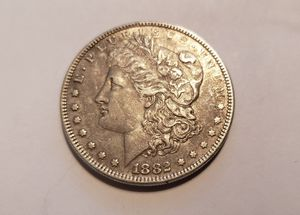 1882 Morgan Silver Dollar 90% Silver for Sale in Pattersonville, NY