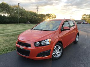 2012 Chevy Sonic Hatchback 67k MANUAL 5 spd CLEAN TITLE for Sale in Columbus, OH