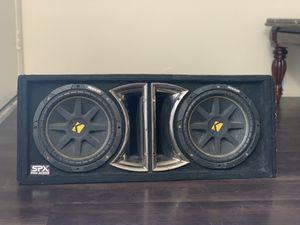"""10"""" kicker sub woofer for Sale in Phoenix, AZ"""