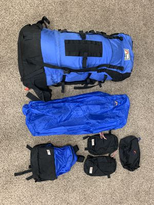 Lowe Alpine Special Expedition Backpack for Sale in Litchfield Park, AZ