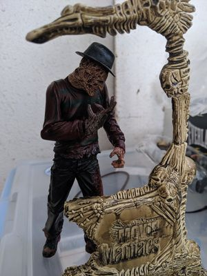 Freddy Krueger action figure collectible for Sale in Compton, CA