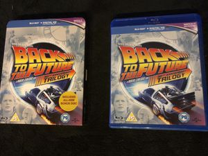 Back to the Future Trilogy Blu-ray for Sale in Lake Mary, FL