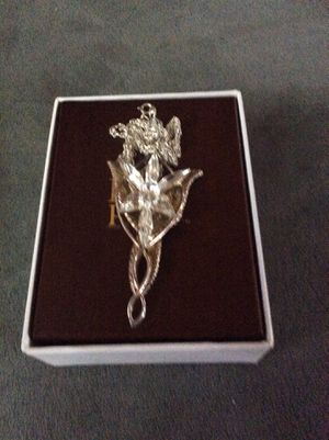 Arwen Evenstar Sterling Silver Necklace for Sale in Glen Burnie, MD
