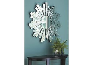 NEW, Braylon Accent Mirror, SKU# A8010127 for Sale in Westminster, CA