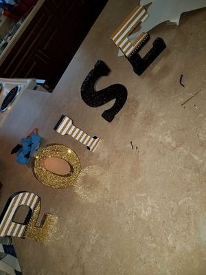 Customized letters for Sale in West Palm Beach, FL