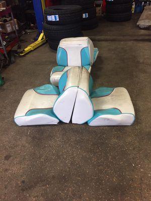 Boat seats Bayliner capri for Sale in Allen Park, MI