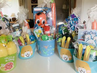 Brand New Children's Easter Baskets for Sale in Puyallup,  WA