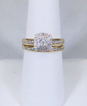 10kt Diamond Wedding Women's Ring for Sale in Tampa, FL