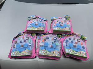 Shopkins Season 1 - 5 Packs of Replica Toys for Sale in Fontana, CA