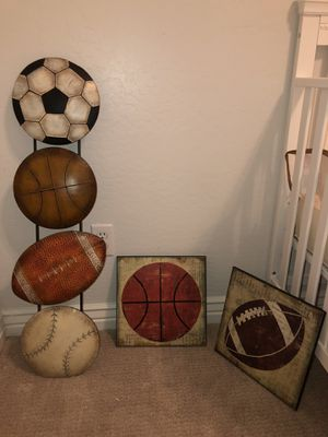 Sports decor for Sale in Gilbert, AZ