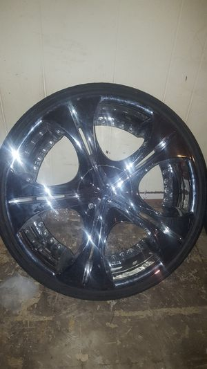 """Kmc 20"""" rims *NEED GONE ASAP!!!* for Sale in Florissant, MO"""