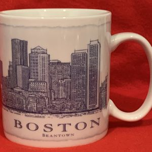 Collectible Starbucks Coffee Mug - Boston for Sale in CA, US