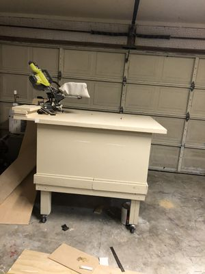 Table saw 4 in one for Sale in Houston, TX