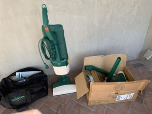 Vorwek high end vacuum cleaner - practically new for Sale in Monterey Park, CA