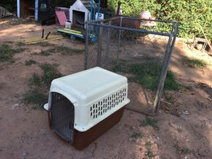 Dog kennel ,and dog dividers for Sale in Morrow, GA