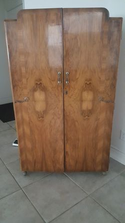 Antique Armoire Wardrobe for Sale in Las Vegas,  NV