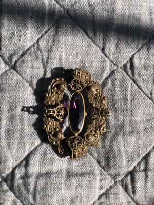 Brass antique pin for Sale in Pleasant Valley, NY